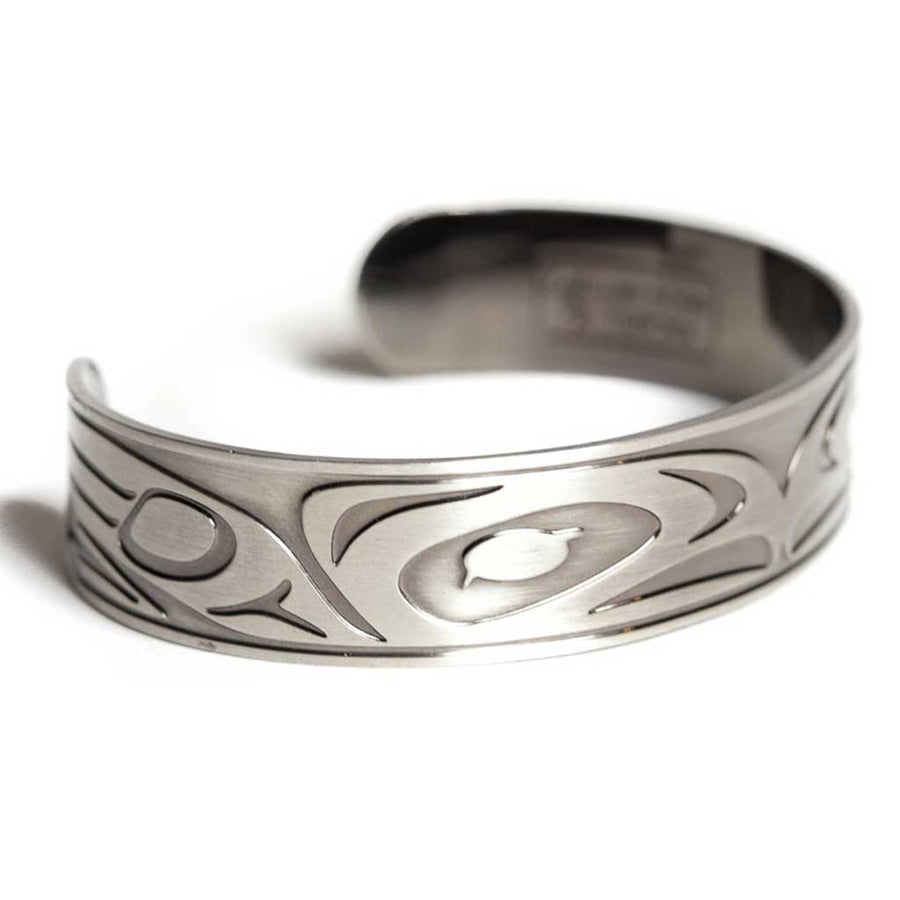 Pewter Eagle Bracelet