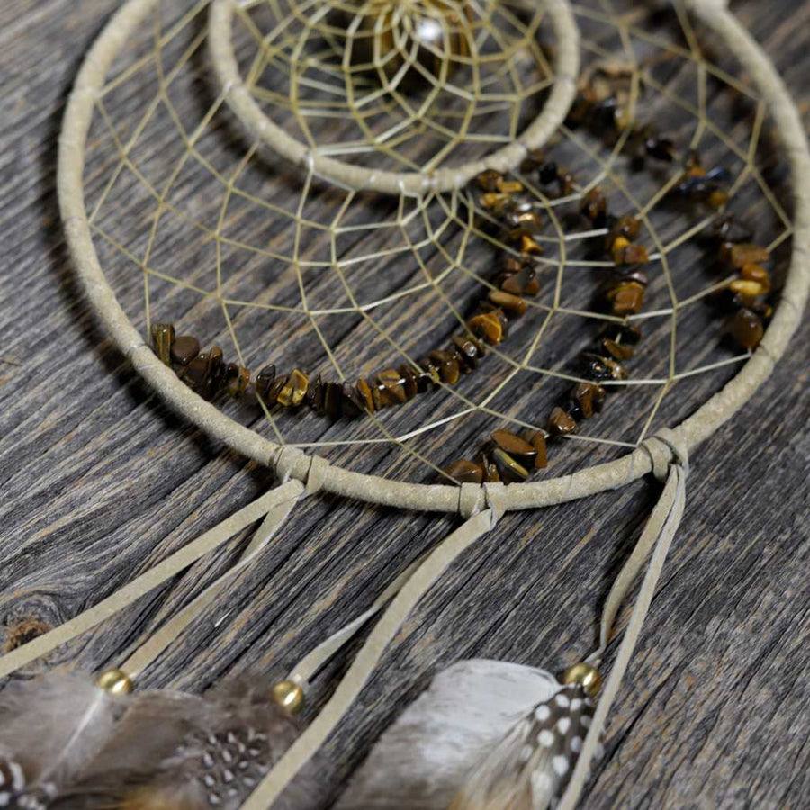 Tigereye Dreamcatcher