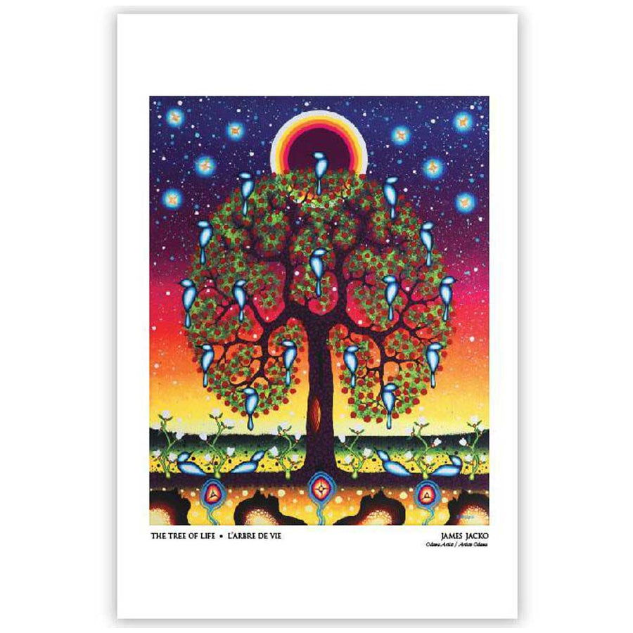 Art Card - 'Tree of Life' by James Jacko