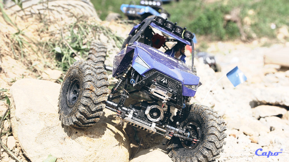CAPO ACE1  ROCK CRAWLER