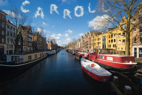Amsterdam Canal / 100369