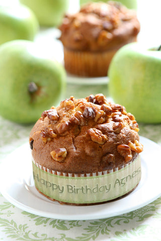 Apple Walnut Muffin / 100663