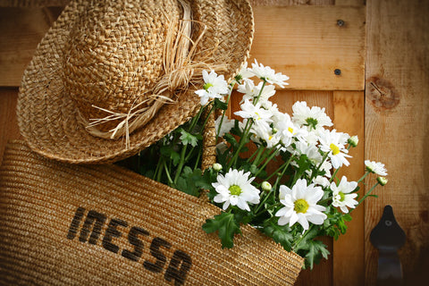 Basket Of Daisies / 100588