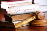 Books and Gavel / 100734