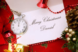 Christmas Card and Traditional Ornaments / 100493