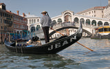 Gondola Ride In Venice / 100701
