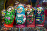 Matryoshka Dolls / 100666