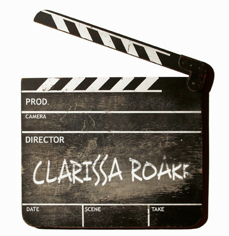 Movie Clapper Board / 100544