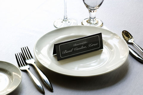 Reserved Table / 100019