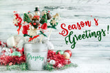 Season's Greetings / 100821