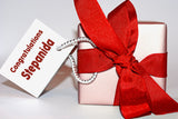 Small Gift With Red Bow / 100495