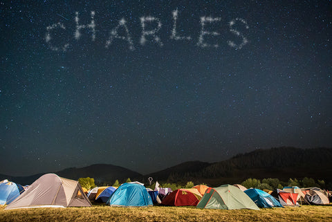 Tents under the Stars / 100783