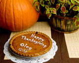 Thanksgiving Pumpkin Pie / 100336