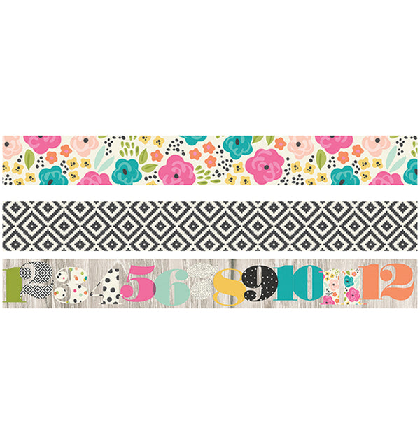 Good Vibes Washi Tape 3rolls