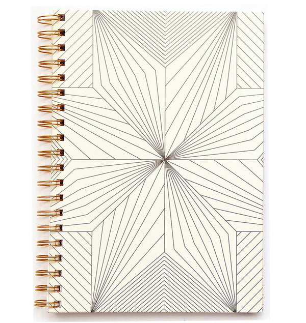 "Monotone Hardcover Journal (7.5""x10"")"