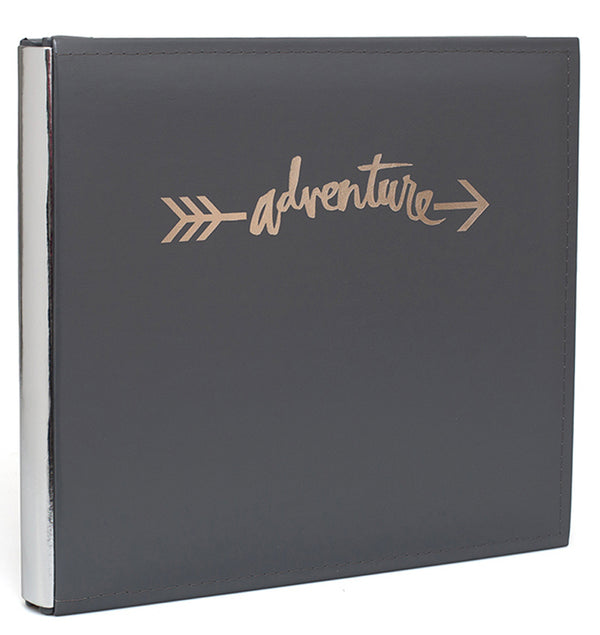 Project Life 12 x 12 Storyline Grey Adventure Album Kit