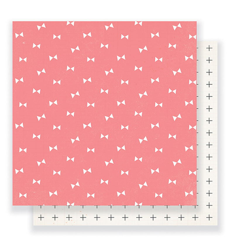 Blush 12 x 12 Double Sided Paper