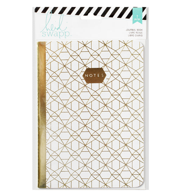 "Wanderlust Gold Foil Journal (5""x7"")"