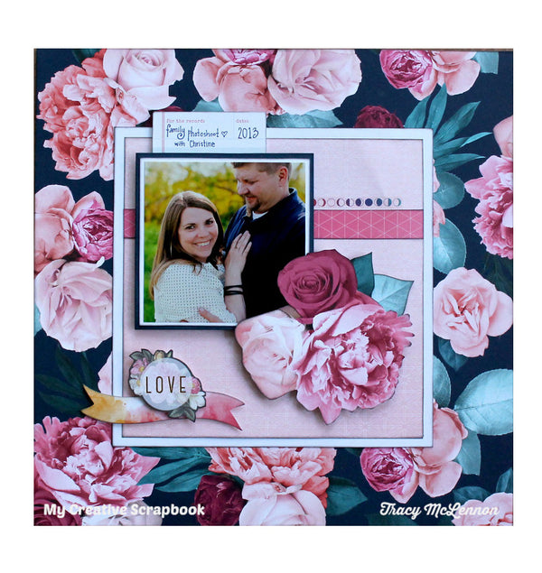 Moonstruck Collection 12 x 12 Double Sided Paper