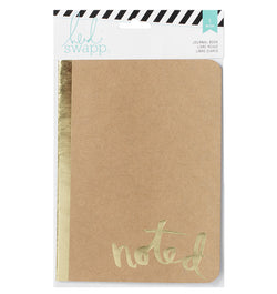"Wanderlust Kraft Foil Journal (5""x7"")"