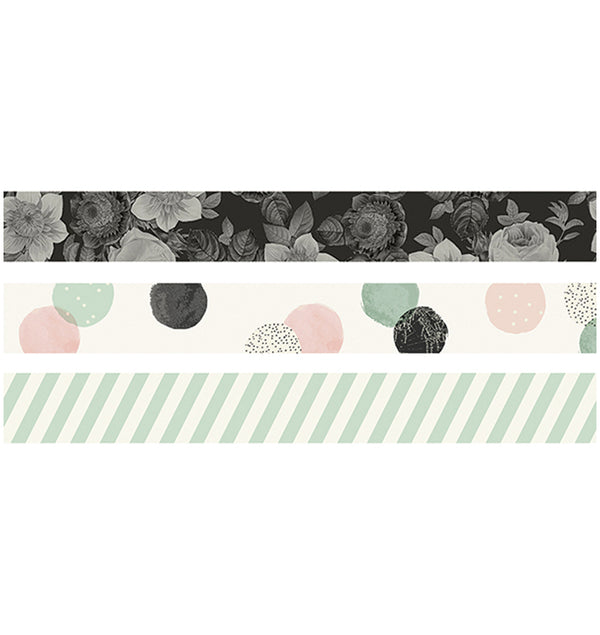Beautiful Washi Tape 3rolls