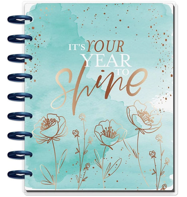 Year To Shine 2020 Classic Medium Happy Planner