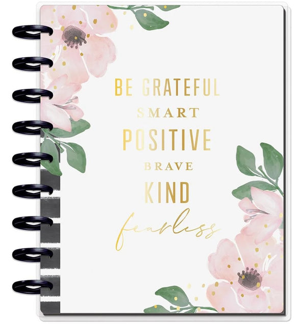 Be Grateful Teresa Collins 2020 Classic Medium Happy Planner