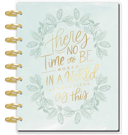 World Homebody 2020 Deluxe Classic Medium Happy Planner