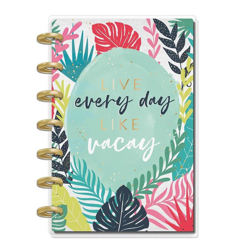 Vacation Vibes 2020 Mini Happy Planner