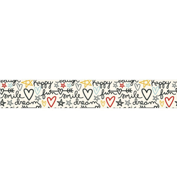 100% Fun Washi Tape