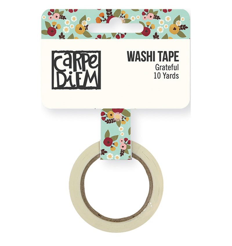 Grateful Washi Tape