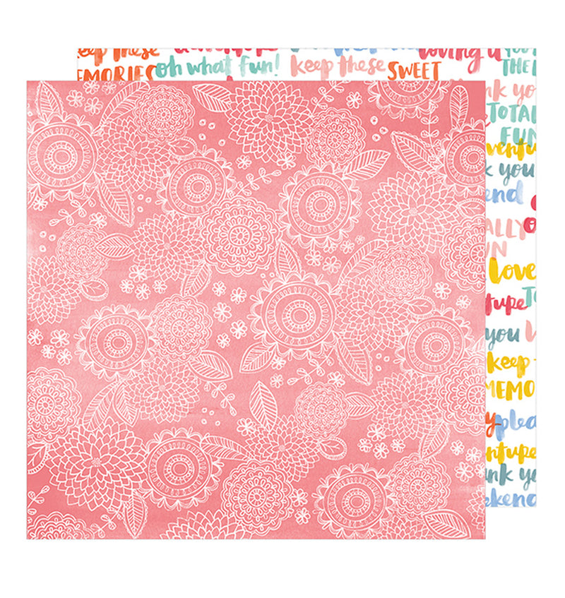 Sweet Thing 12 x 12 Double Sided Paper