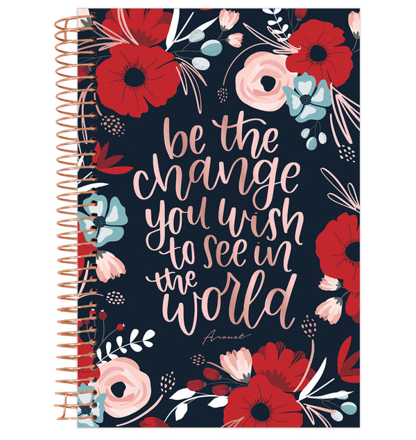 Arouet 2021 Soft Cover Daily Planner