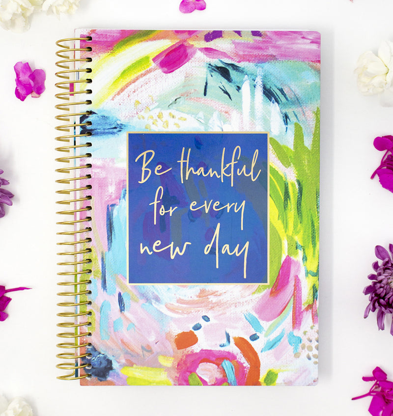Cleerely Stated 2020-2021 Soft Cover Daily Planner