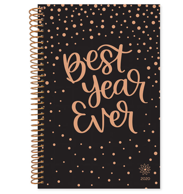 Bloom Best Year Ever 2020 Soft Cover Daily Planner