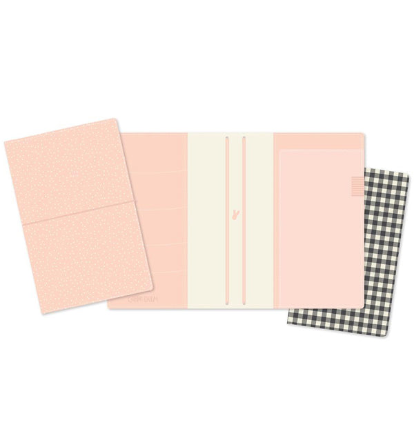 Blush Speckle Traveller's Notebook