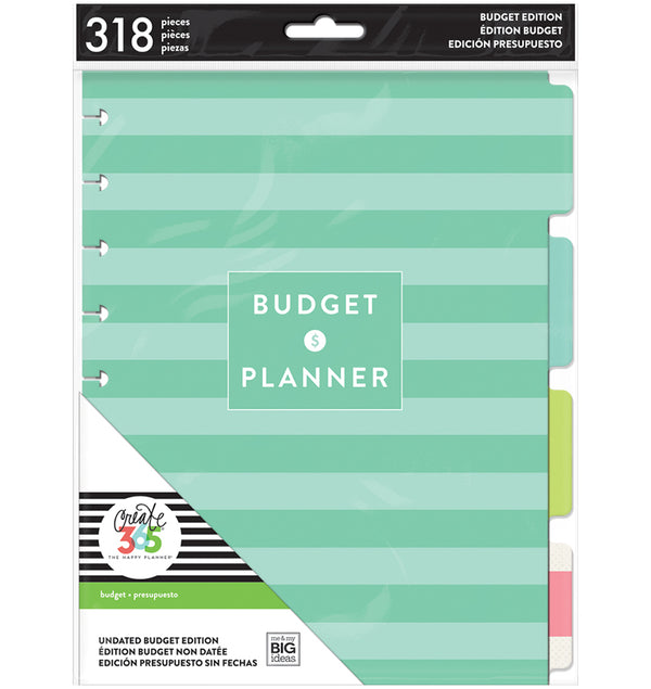 Budget Expansion Pack (Medium Happy Planner) Cover