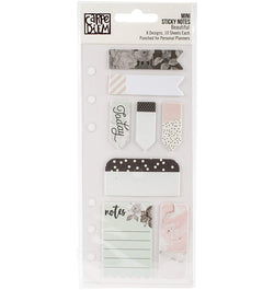 Carpe Diem Beautiful Mini Sticky Notes for Personal Planner