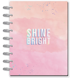 Shine Bright Classic Happy Notes™ Journal (Dot Grid) Cover