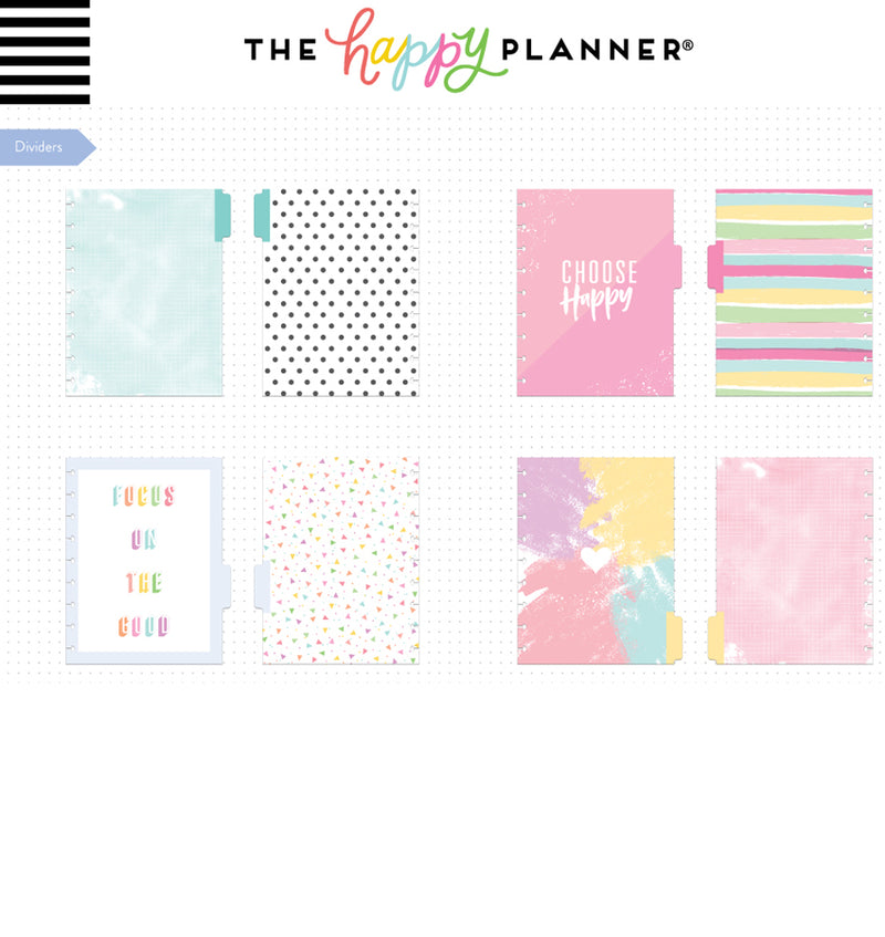 Shine Bright Classic Happy Notes™ Journal (Dot Grid) Dividers