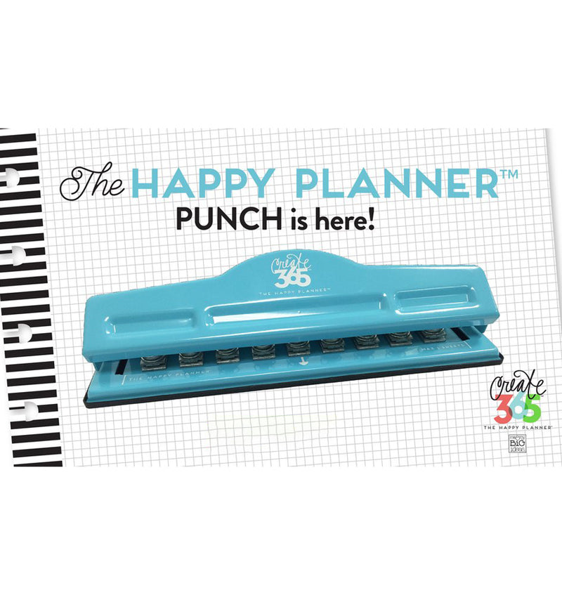 The Happy Planner Classic Punch 9 Holes Punch