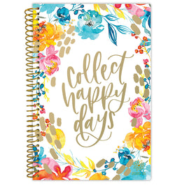 Collect Happy Days 2020-2021 Soft Cover Daily Planner