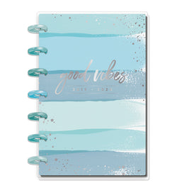 Coastal Vibes 2019 - 2020 Mini Happy Planner (12 Months) Cover