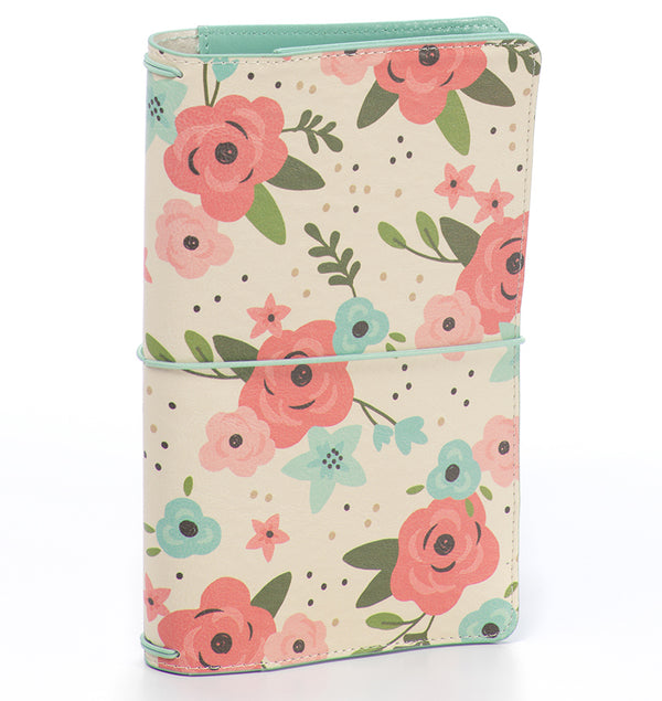 Carpe Diem Cream Blossom Traveller's Notebook