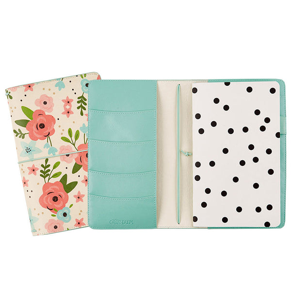 Cream Blossom Traveller's Notebook