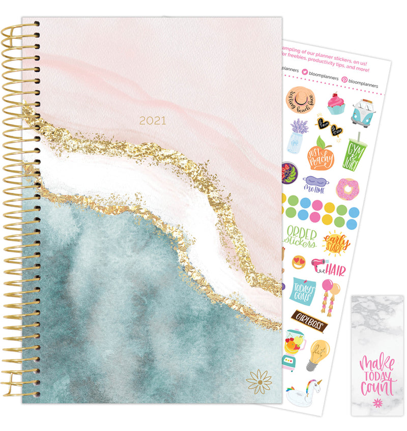 Daydream Believer 2021 Soft Cover Daily Planner