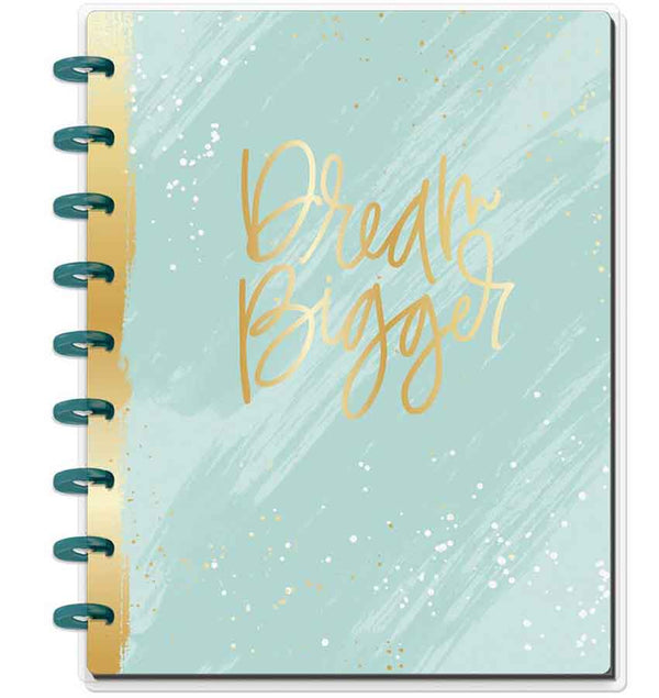 Dream Bigger Classic Happy Notes™ (Lined)