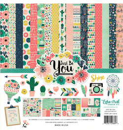 Echo Park Paper Just Be You Collection Kit Cover