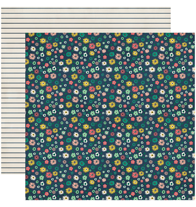 "Echo Park Paper Just Be You Collection Kit, 12"" x 12"" Girl Boss Double-Sided Cardstock Patterned Paper"