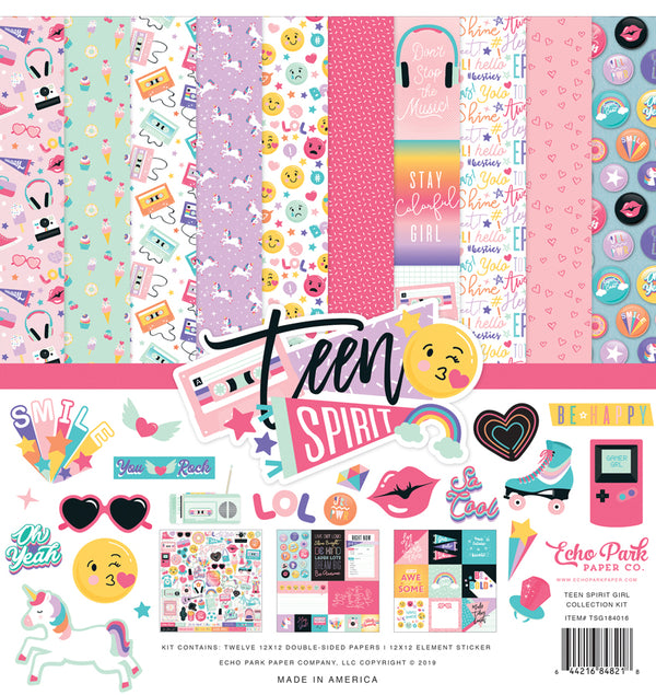 Teen Spirit Girl Collection Kit